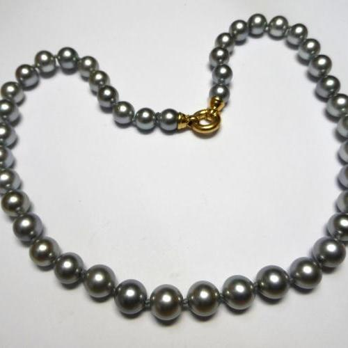collier perles Tahiti par Audouard