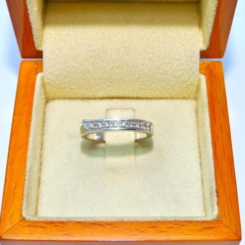 anneau engagement par Audouard